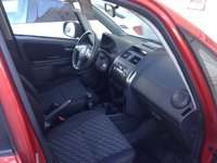 Picture of 2009 Suzuki SX4 Crossover Base, interior