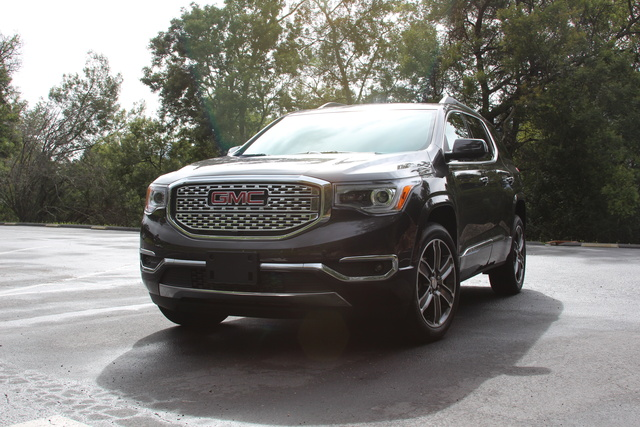 Picture of 2017 GMC Acadia, exterior, manufacturer
