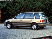 Picture of 1988 Honda Civic Wagon
