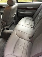 Picture of 2001 Mercury Grand Marquis LS, interior