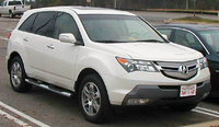 Picture of 2007 Acura MDX AWD Tech Pkg