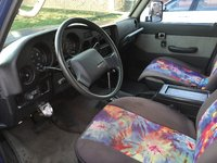 Picture of 1990 Toyota Land Cruiser 4WD, interior