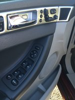 Picture of 2008 Chrysler Pacifica Touring AWD, interior