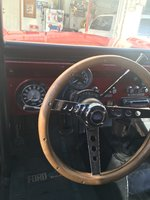 Picture of 1975 Ford Bronco, interior