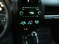 Picture of 2015 Jeep Compass Sport 4WD, interior