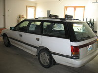 Picture of 1992 Subaru Legacy 4 Dr L AWD Wagon, exterior