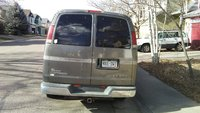 Picture of 2000 Chevrolet Express G2500 LS Passenger Van Extended, exterior