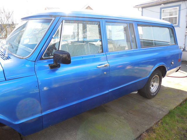 Picture of 1972 Chevrolet Suburban