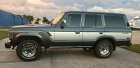 Picture of 1988 Toyota Land Cruiser 4WD, exterior