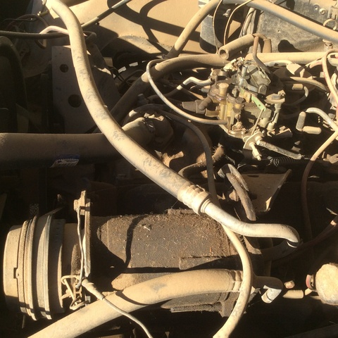Picture of 1974 GMC Sprint, engine, gallery_worthy
