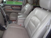Picture of 1999 Lexus LX 470 Base, interior