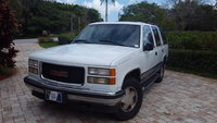 Picture of 1997 GMC Yukon SLT 4WD, exterior