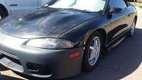 Picture of 1999 Mitsubishi Eclipse Spyder 2 Dr GS Convertible, exterior