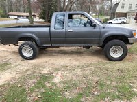 Picture Of 1989 Toyota Pickup 2 Dr Deluxe V6 4WD Extended Cab, Exterior,  Gallery_worthy