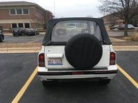 1992 Geo Tracker Picture Gallery