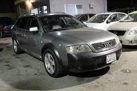 2002 Audi Allroad Quattro Picture Gallery