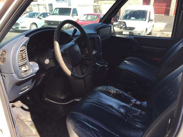 Picture of 1999 Chevrolet Astro Cargo Van 3 Dr STD Cargo Van Extended, interior