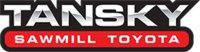 Tansky Sawmill Toyota logo