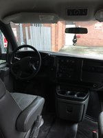 Picture of 2005 Chevrolet Express G3500 Passenger Van, interior