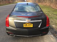 Picture of 2015 Cadillac CTS 2.0L AWD, exterior
