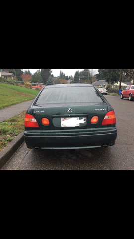 Picture of 1999 Lexus GS 400 Base
