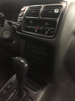 Picture of 2002 Chevrolet Tracker ZR2 4WD, interior