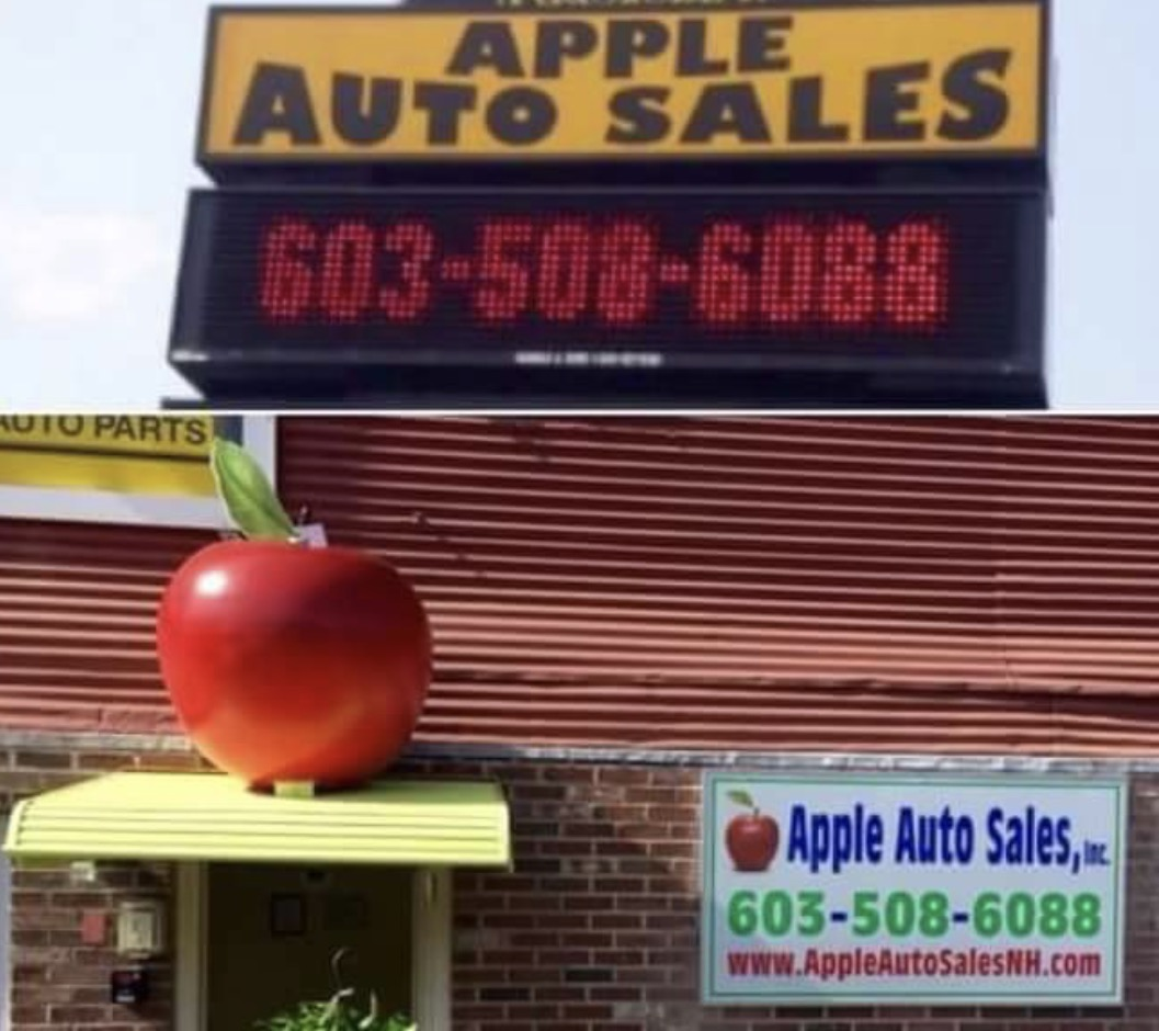 Apple Auto Sales >> Apple Auto Sales Lowell Ma Read Consumer Reviews Browse Used