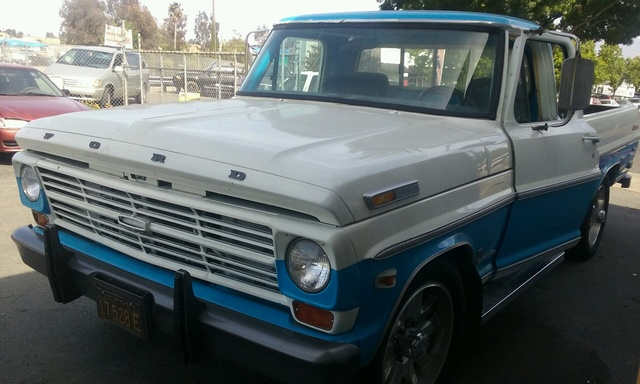 Picture of 1969 Ford F-250