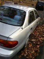 Picture of 2000 Chevrolet Prizm 4 Dr STD Sedan, exterior