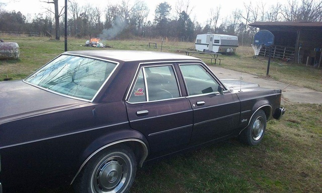 Picture of 1979 Mercury Monarch