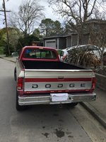 Picture of 1993 Dodge RAM 250 2 Dr LE 4WD Extended Cab LB, exterior