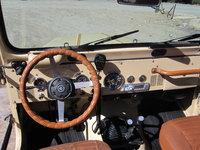 Picture of 1982 Jeep CJ8, interior