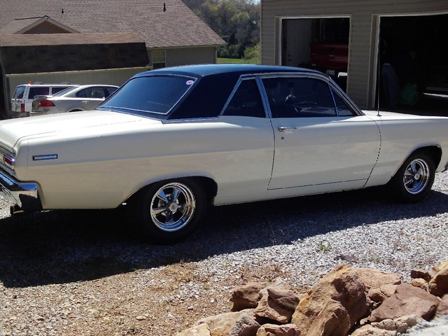 Picture of 1966 Mercury Comet