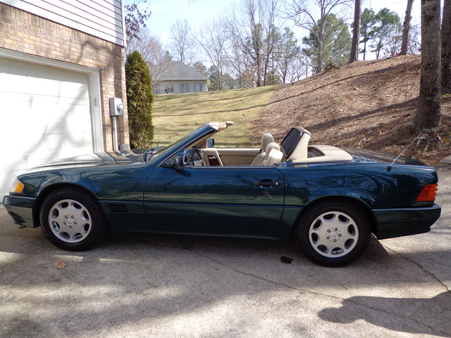 Picture of 1995 Mercedes-Benz SL-Class SL 320
