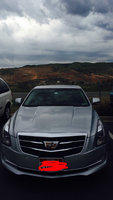Picture of 2015 Cadillac ATS 3.6L Luxury, exterior