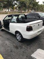 2000 Volkswagen Cabrio Picture Gallery