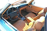 Picture of 1987 Mercedes-Benz 560-Class 560SL Convertible, interior