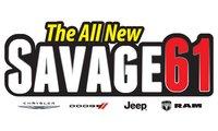 Savage 61 Chrysler Dodge Jeep Ram logo