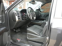 Picture of 2015 GMC Sierra 2500HD Denali Crew Cab SB 4WD, interior