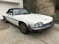 1990 Jaguar XJ-S Picture Gallery
