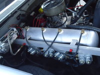 Picture of 1974 Chevrolet Blazer, engine