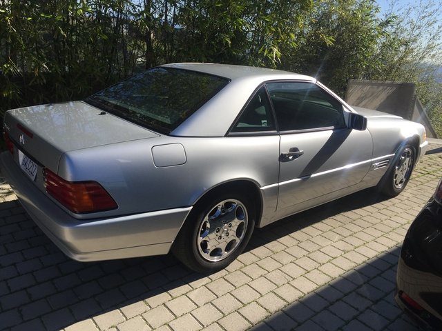 Picture of 1995 Mercedes-Benz SL-Class SL 600