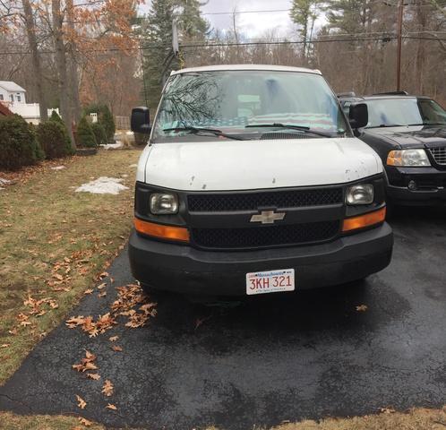 Picture of 2006 Chevrolet Express Cargo 1500 3dr Van