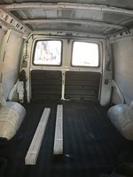 Picture of 2003 Chevrolet Express Cargo G2500 Cargo Van, interior