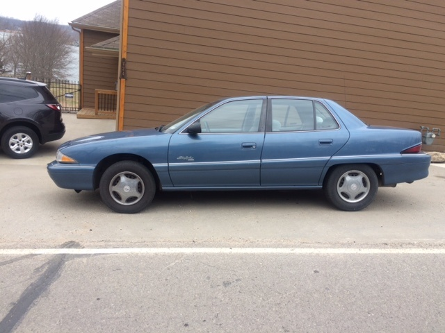 Picture of 1997 Buick Skylark Custom Sedan FWD