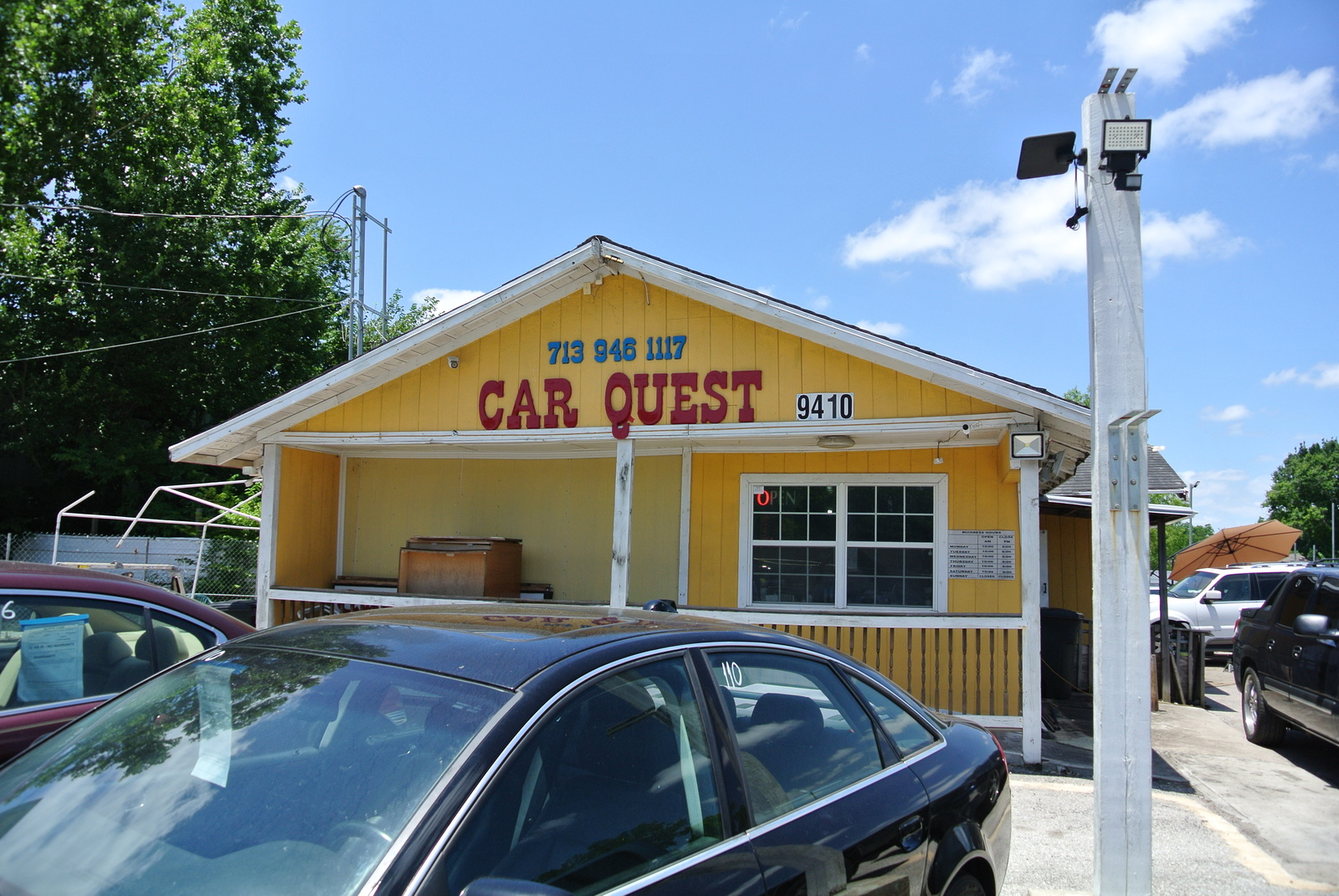 Car Quest Auto Sales - Houston, TX: Read Consumer reviews, Browse Used and New Cars for Sale