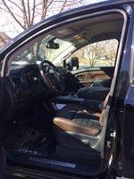 Picture of 2016 Nissan Titan XD Platinum Reserve Crew Cab 4WD, interior