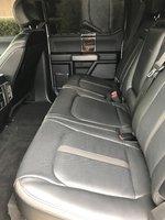 Picture of 2017 Ford F-250 Super Duty Platinum Crew Cab 4WD, interior