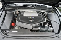 Picture of 2014 Cadillac CTS-V Coupe Base, engine