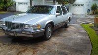 Picture of 1991 Cadillac DeVille Base Sedan, exterior